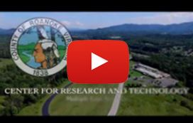 Watch Roanoke County Center for Research and Technology video