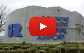 Watch Roanoke-Blacksburg Regional Airport video