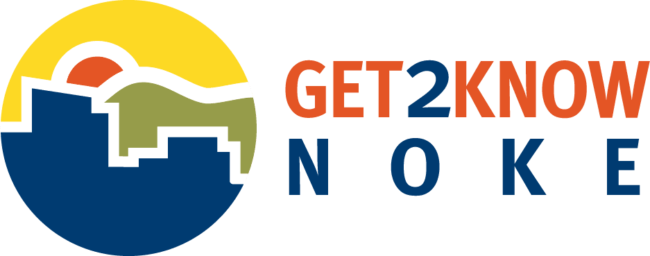 Get2KnowNoke logo