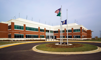 Roanoke County Public Safety Center